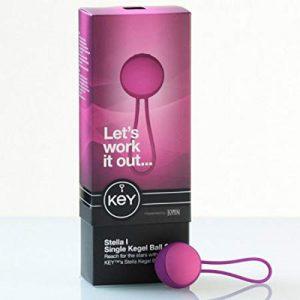 Jopen - Key Stella I Single Kegel Ball-1